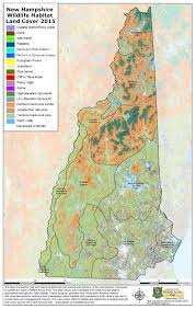 Green Ridge State Forest Map by Nh Wildlife Action Plan And Habitat Maps Wildlife New