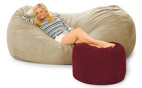 Lovesac Chairs Ottoman Foot Rest