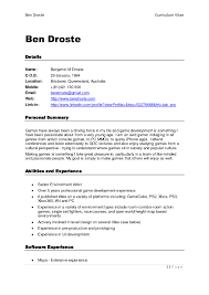 Great Resume Design Resume Template Great Templates It Tips Within 93 Awesome Best