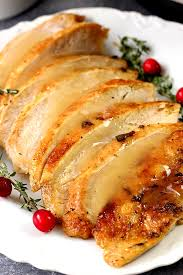 instant pot turkey breast recipe crunchy sweet