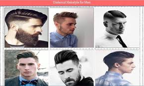 fifa 14 all hairstyles undercut hairstyle for men apk download free lifestyle app for