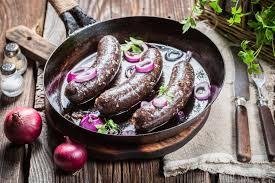 Comment Cuisiner Du Boudin Noir Faire Pour Que Le Boudin Noir N éclate Pas à La Cuisson