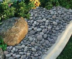 Rocks For Garden Edging Prissy Ideas Decorative Rocks For Garden Unique Basalite
