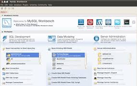 Mysqlwork Bench Mysql Workbench Download Linux Softpedia Linux