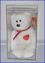 ty valentino ty beanie baby valentino 1993 1994 collectible hang tag