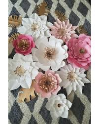 flower backdrop don t miss this bargain paper flower backdrop wedding