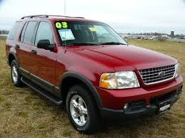 cheap used car maryland 2003 ford explorer for sale