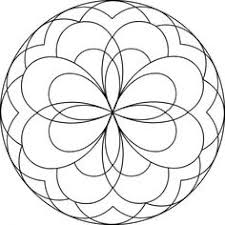 mandala coloring pages 1 colorir coloring