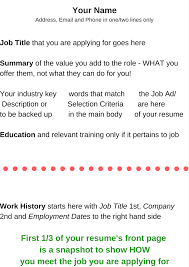 Do Resumes Need To Be One Page Your Resume Is Crap Marlene Cole Carw Pulse Linkedin