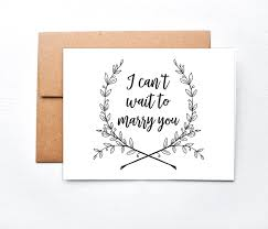 To My Bride On Our Wedding Day Card Wedding Day Card To My Groom On Our Wedding Day To My Bride
