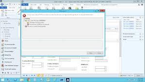 error in sales order picking list in ax 2012 r3 microsoft