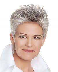short gray haircuts for women short gray hairstyles for older women over 50 gray hair colors