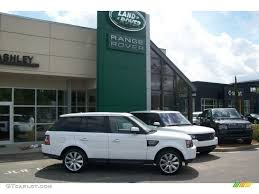 land rover sport 2012 2012 fuji white land rover range rover sport supercharged