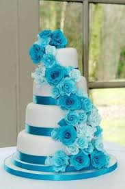 turquoise blue and silver wedding decor turquoise blue purple