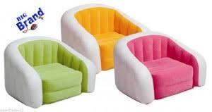 Intex Sofa Bed Chair Sofa Bed Intex Cafe Club Chair Single Air Sofa Bed