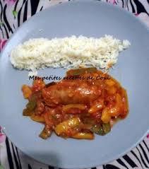 cuisiner saucisse de toulouse saucisses de toulouse façon basquaise recette iterroir