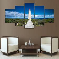 online get cheap abstract lighthouse painting aliexpress com