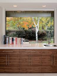 modern kitchen window treatments window treatments for kitchen