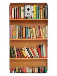 bookshelf book lover inspiredcases
