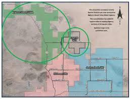 San Bernardino County Map Service Area Map Bighorn Desert View Water Agency