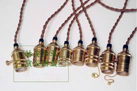 Pendant Light Wiring Kit Lamp Making Parts And Wiring Supplies Craft Lighting Kits Night