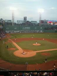 Fenway Park Seating Map Fenway Park Section Emc Home Of Boston Red Sox