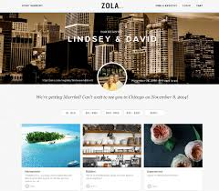 the wedding channel registry gilt founder kevin s new startup zola wants to reinvent the