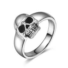 skull engagement rings sterling silver skull ring vip skull