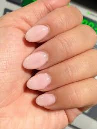 short acrylic nails that look natural my style pinterest