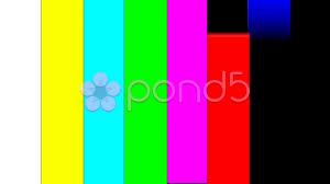 video color bars transition smpte alpha channel 1080p 30478969