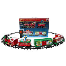 lionel disney mickey mouse and friends seasonal ready to play set