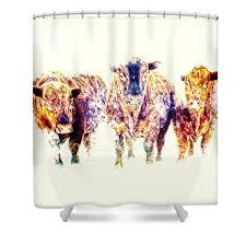 Western Bathroom Shower Curtains Three Amigos Shower Curtain Wyoming Amanda And Westerns