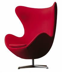 siege oeuf fauteuil oeuf design arne jacobsen pour fritz hansen la boutique