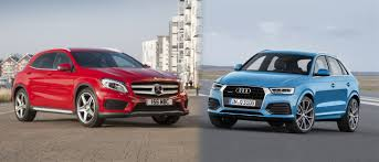 lexus is 250 vs audi s3 audi q3 vs mercedes gla u2013 side by side uk comparision carwow