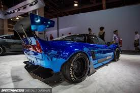 chrome ferrari vwvortex com ferrari f40 in blue chrome wrap