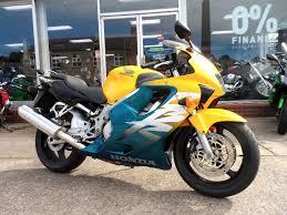 honda cbr 600 yellow bike of the day honda cbr600f mcn