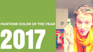 pantone colour of the year 2017 2017 pantone color of the year the color mage youtube
