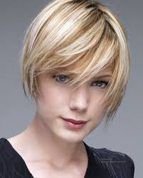 short hair with length at the nape of the neck bob like haircut with a short nape that enhances the length of the