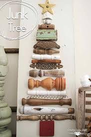 christmas decorating ideas farmhouse style christmas tree and