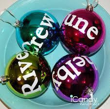 handmade christmas ornaments icandy handmade