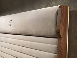 Wooden Headboards For Double Beds by Double Bed Contemporary With Upholstered Headboard Wooden