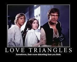 Star Wars Love Meme - star wars parody hub a star wars love triangle