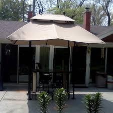 Gazebo With Bar Table Garden Treasures Lowes Bar Table Gazebo Replacement Canopy Garden