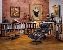 the rooms they left behind edward albee room and ottomans