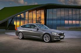 refreshed bmw 3 series gran turismo debuts for europe automobile