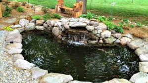 How To Make A Koi Pond In Your Backyard How To Clean Your Backyard Koi Pond Angie U0027s List
