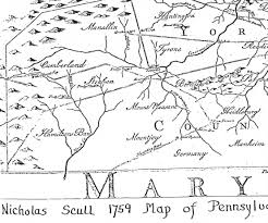 Michaux State Forest Map by 1759map Jpg