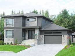 contempory house plans contemporary house plans modern two home plan 027h 0336 at