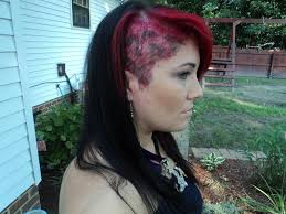 shaved hairstyles for women with long hair women medium haircut