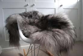 Lambskin Rugs Grey Lambskin Rug Best Rug 2017